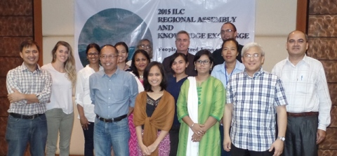 Participants of the ILC Asia Communication Planning Workshop