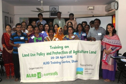 Participants of the workshop. Photo by ALRD.